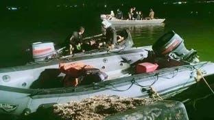 هرب عقب الحادث.. مصر تقبض على قائد المركب الغارق