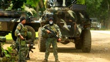 Philippines army says nine women arrested over bomb plots