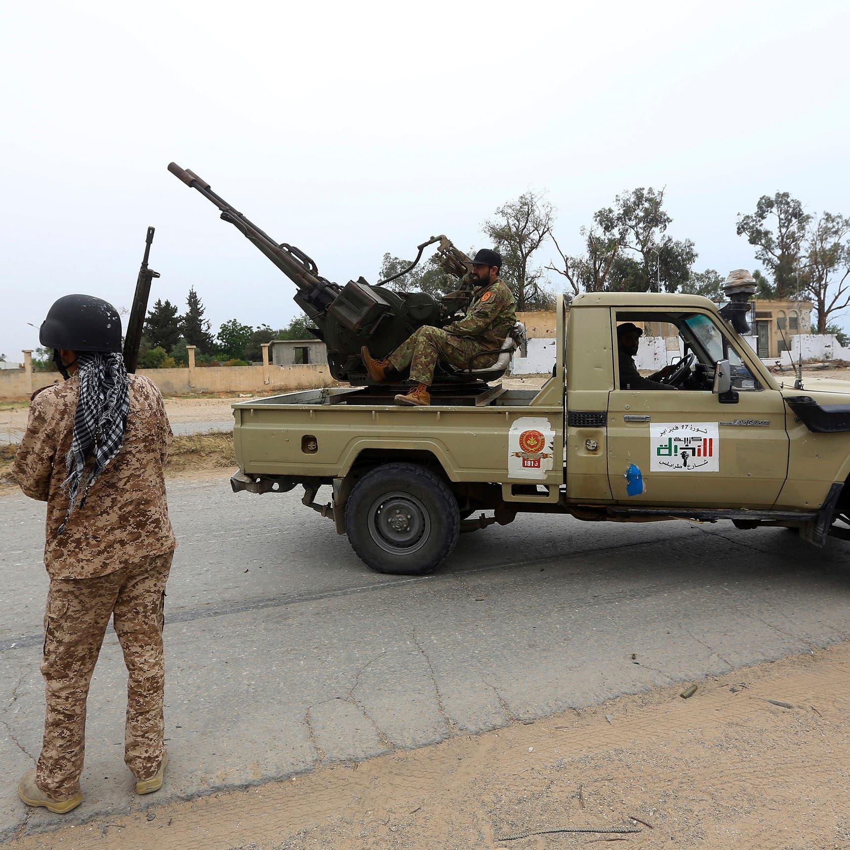 توتر أمني في ليبيا.. أكبر ميليشيات طرابلس تتقاتل على النفوذ