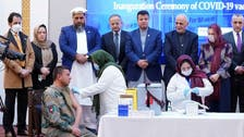 Afghanistan begins COVID-19 vaccination drive, but faces challenges amid violence