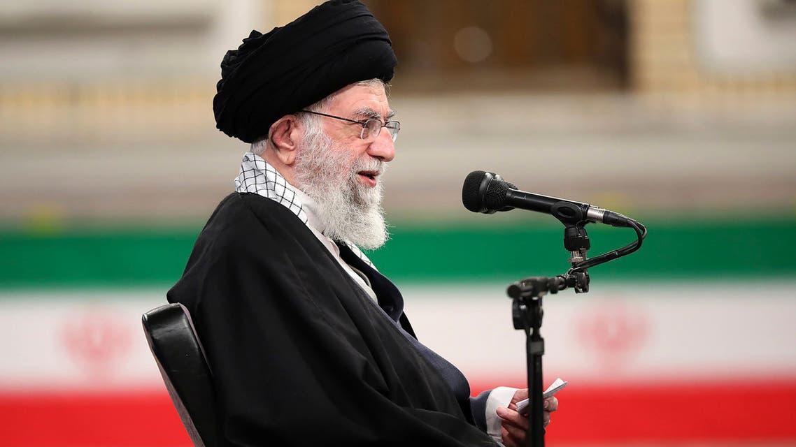 المرشد الإيراني علي خامنئي (أرشيفية- أسوشييتد برس)