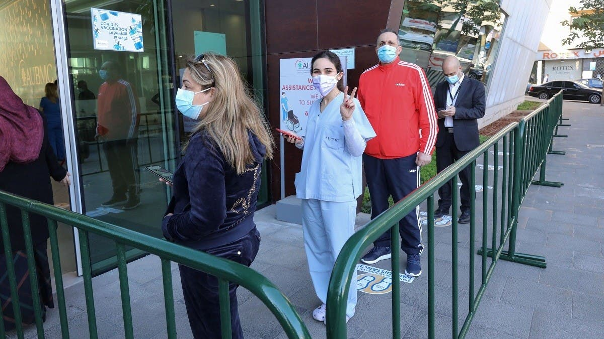 Lebanon COVID-19 vaccine scandal exposes risk of working with a corrupt government