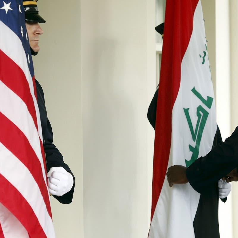 US agrees to redeploy troops from Iraq after talks with Baghdad officials