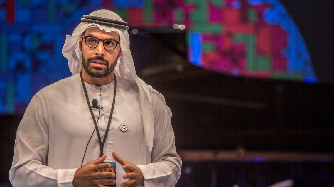 Mohamed Khalifa Al Mubarak, Chairman of Department of Culture and Tourism Abu Dhabi. (WAM)