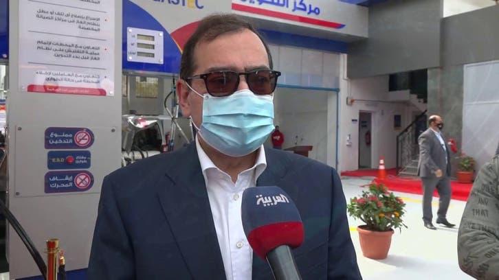 وزير البترول المصري للعربية: نستهدف تحويل مليون سيارة للعمل بالغاز