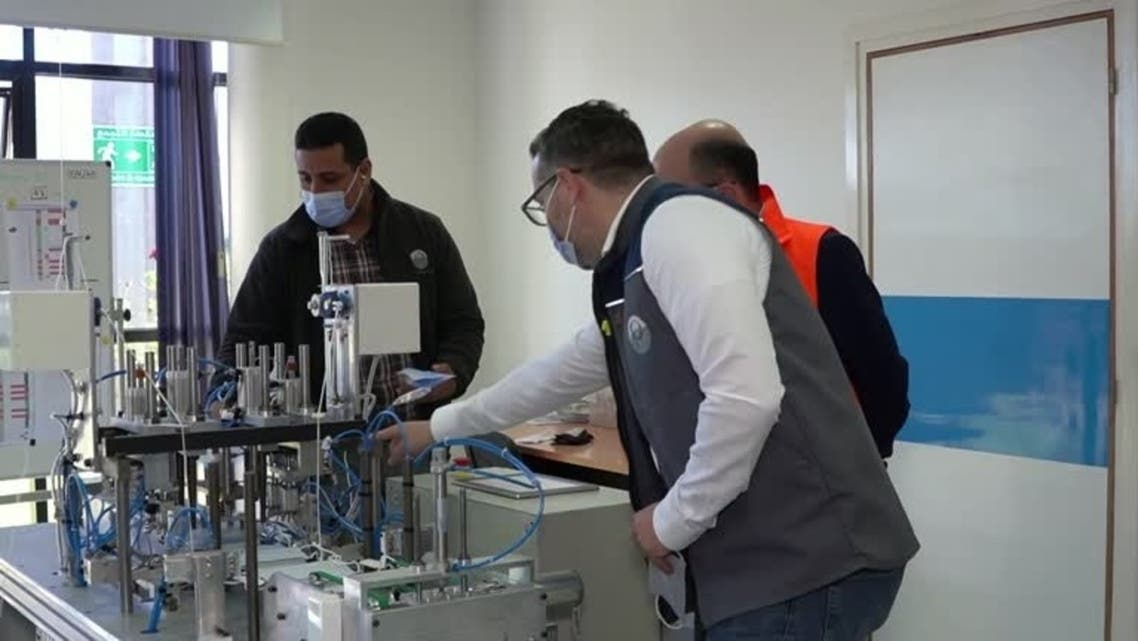 Morocco's aerospace sector has started to recover as manufacturers diversify into other high-tech engine areas and medical equipment. (Reuters)