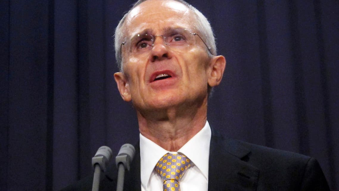 Australian Competition and Consumer Commission Chairman Rod Sims. (AP)