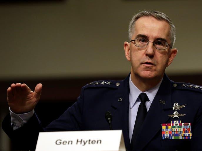 معاون رئیس ستاد مشترک ارتش آمریکا: فعالیت موشکی ایران را زیر نظر داریم