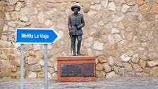 Spain removes last public statue of dictator Franco in north African enclave