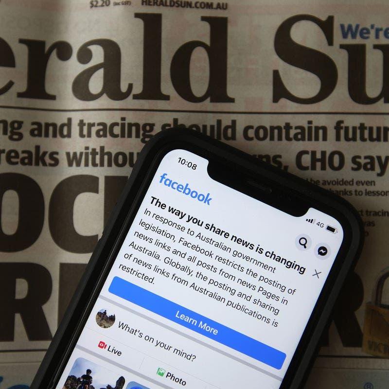 فيسبوك تدفع مليار دولار لصناعة الأخبار
