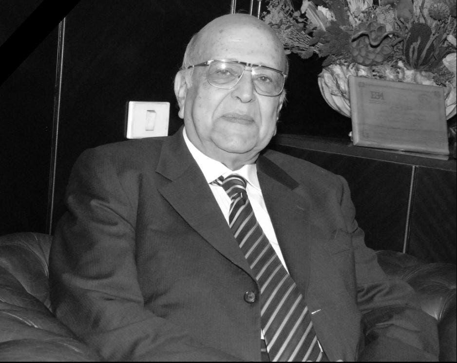رجل الأعمال المصري الراحل حسين صبور