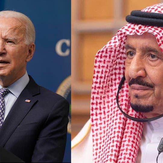البيت الأبيض: بايدن أكد للملك سلمان التزام أميركا بالدفاع عن أمن السعودية