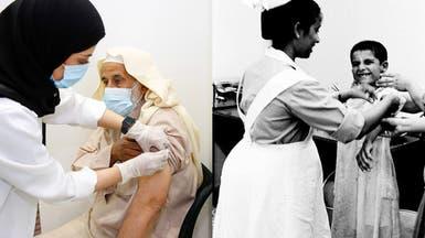 اللقاح في السعودية..  من الشوارع والأسواق إلى مراكز متخصصة