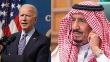 Saudi Arabia's King Salman holds first call with US President Biden