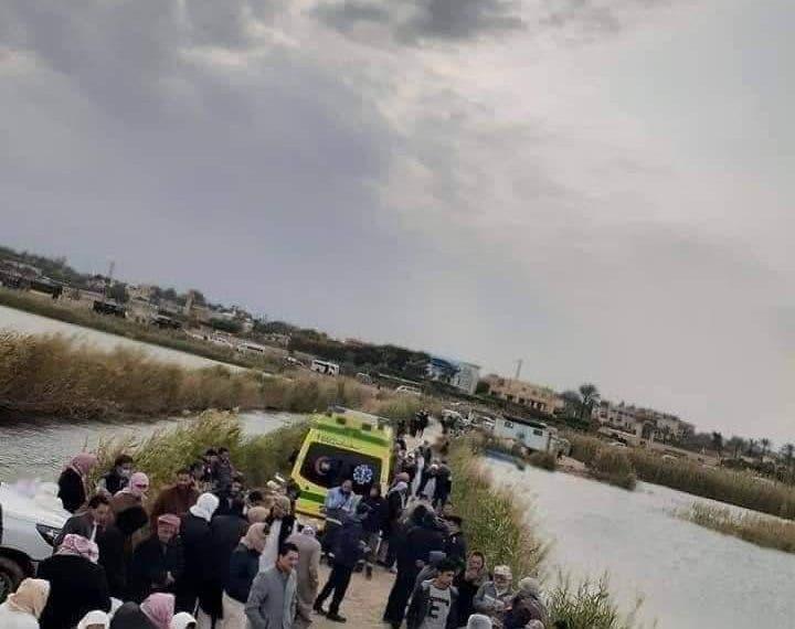 14 شخصا غرقوا في الحادث الأليم