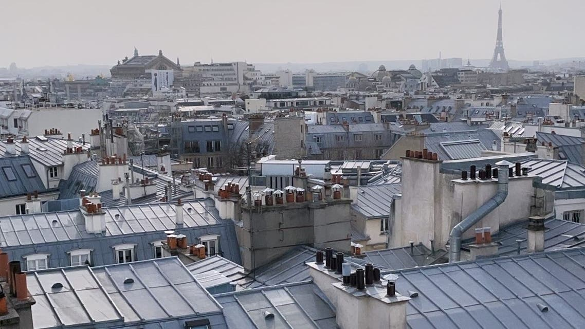 أسطح باريس
