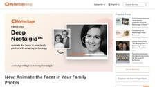 'Spooky' AI tool by genealogy company brings dead relatives' photos to life