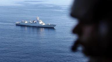 انفجار يضرب سفينة في خليج عمان.. والطاقم بخير