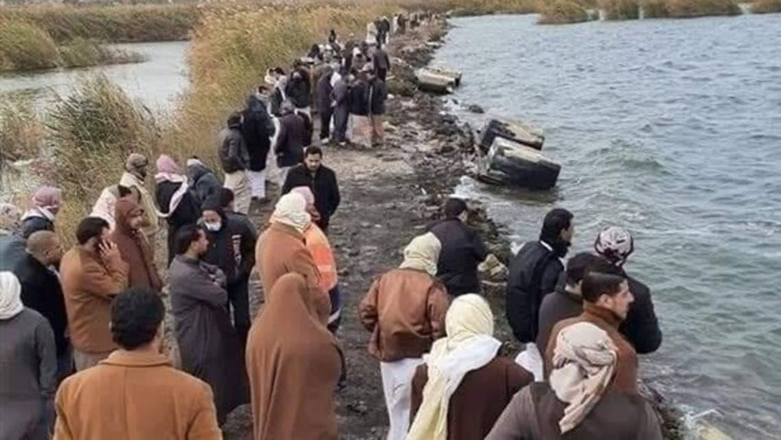 مصر مريوط غرق