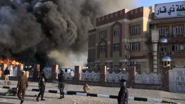 المرصد العراقي: أكثر من 120 جريحاً ونحو 10 قتلى في ذي قار