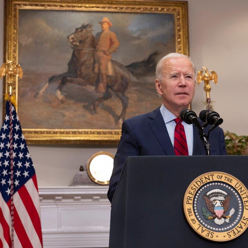 President Biden urges quick Senate action on huge stimulus coronavirus relief package
