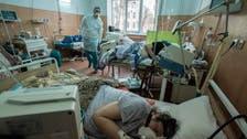 Ukraine COVID-19 hospitalizations jump to record high