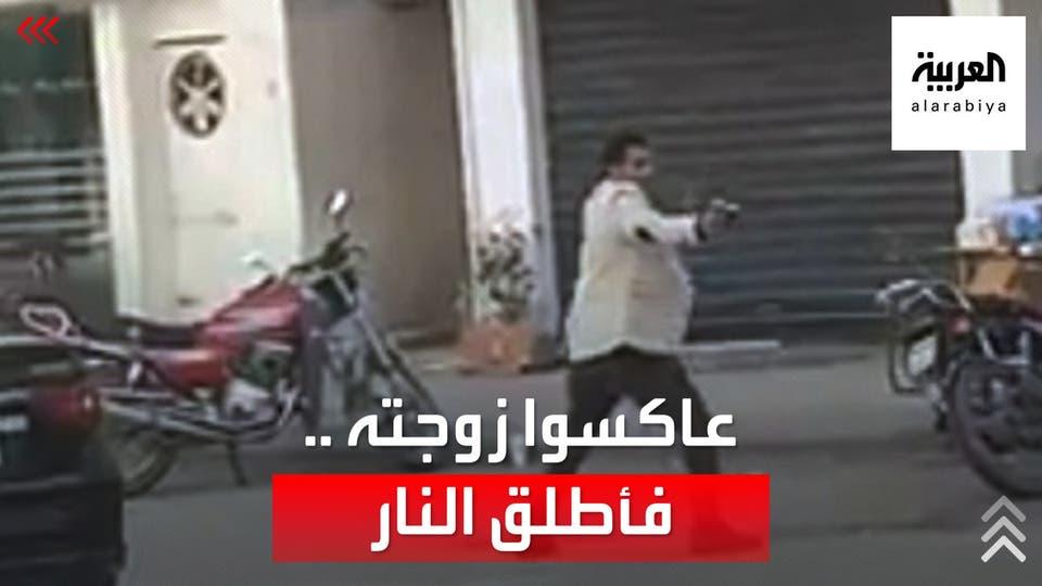 اعتقال صاحب فيديو إطلاق النار في الشارع بالإسكندرية
