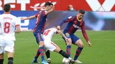 برشلونة يهزم إشبيلية ويقترب من أتلتيكو مدريد