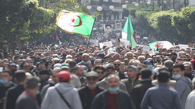 الجزائر.. عودة مسيرات الحراك بعد توقف لقرابة عام بسبب كورونا