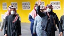 سعودی ولی عہد شہزادہ محمد بن سلمان کی الدرعیہ میں فارمولا ای کارریس کے مقابلوں میں شرکت