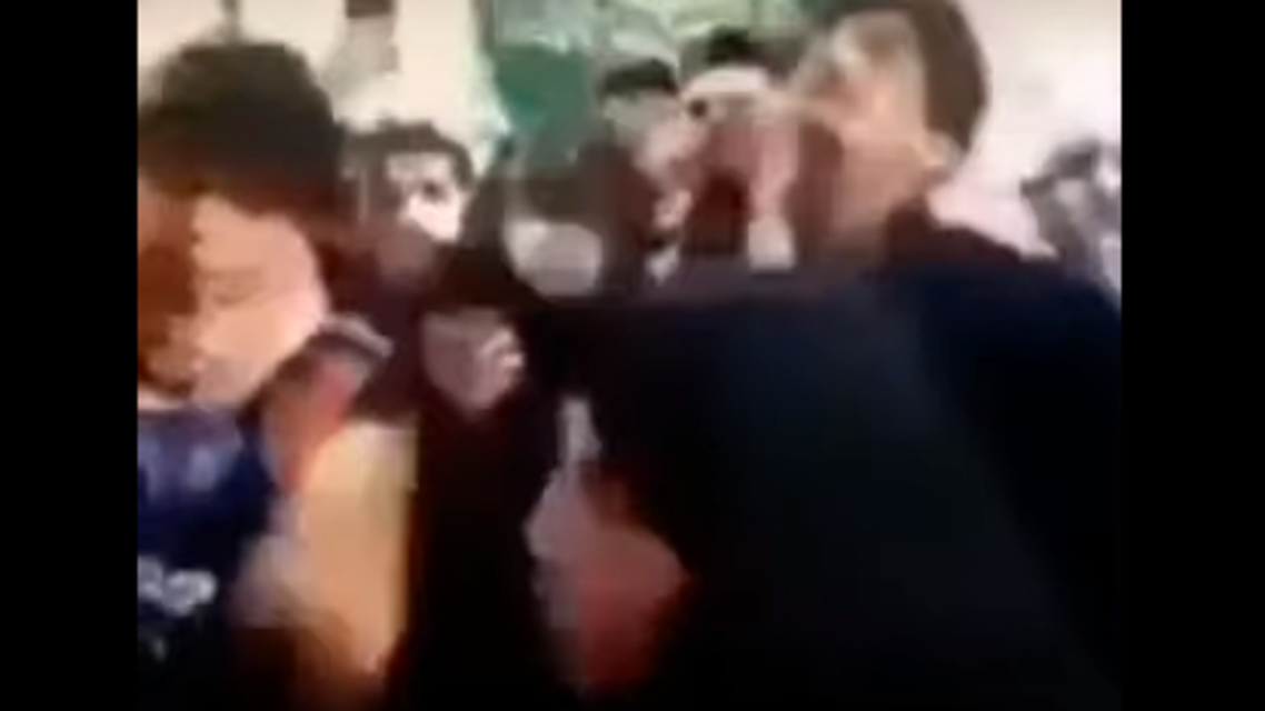 عراقية فقدت ابنها في احتجاجات الناصرية