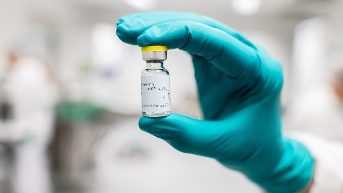 Vial of Johnson & Johnson's Janssen coronavirus disease (COVID-19) vaccine candidate is seen in an undated photograph. (Reuters)