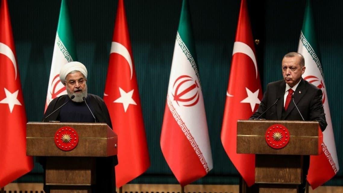 Iranian and Turkish  President