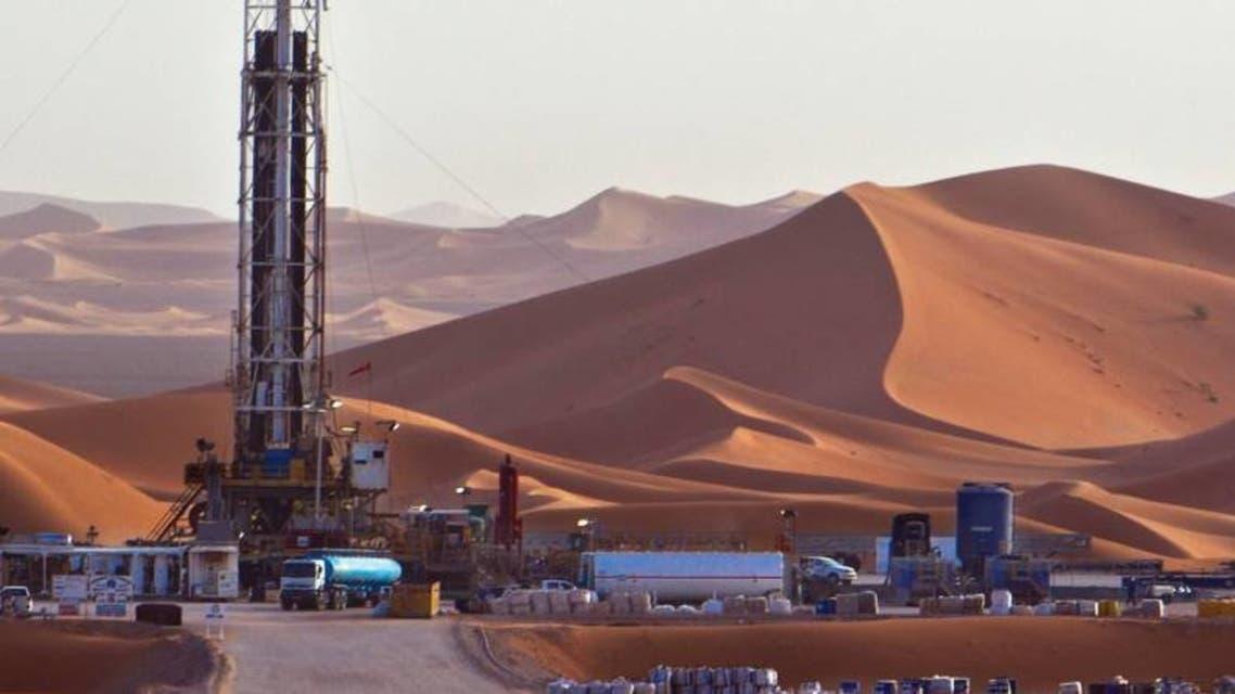 منشأة نفط في سلطنة عمان