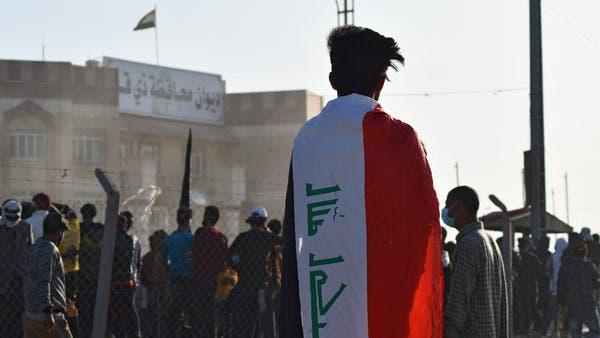 حوار في الناصرية.. والمحتجون يمهلون الحكومة 3 أيام