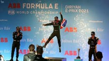 Jaguar's Sam Bird wins second Formula E Diriyah race in Saudi Arabia