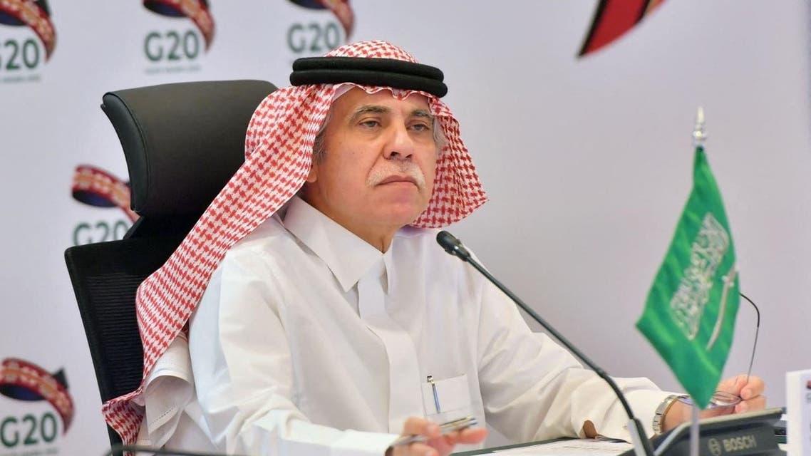 Saudi Arabia's Minister of Commerce Majid bin Abdullah al-Qasabi. (File photo: AFP)
