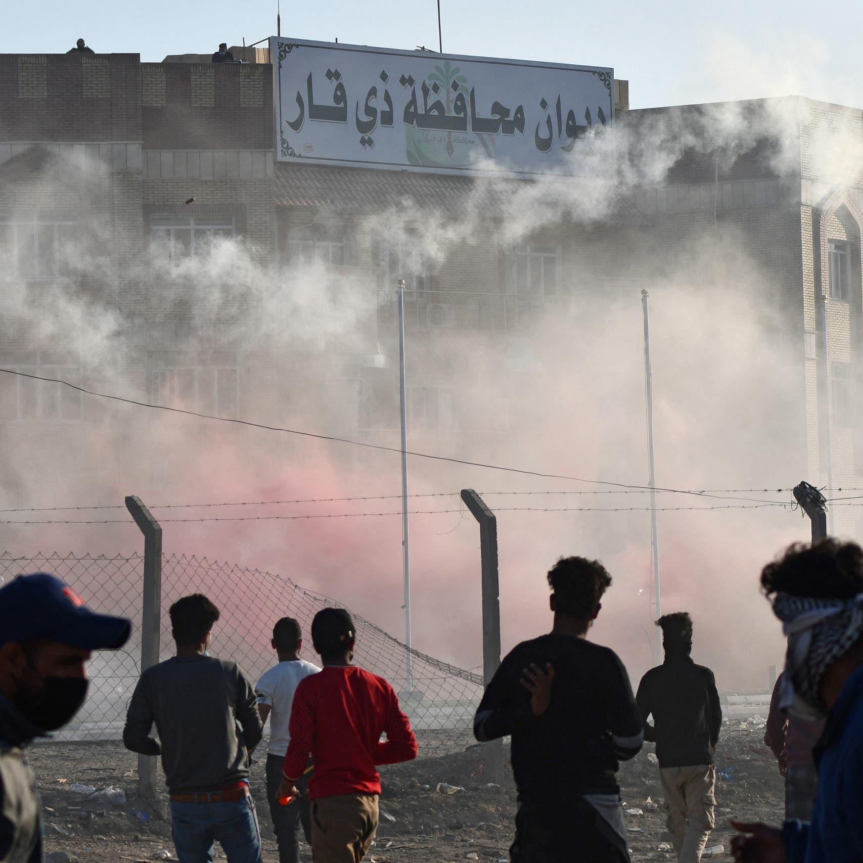 الكاظمي: مصممون على محاسبة قتلة المتظاهرين