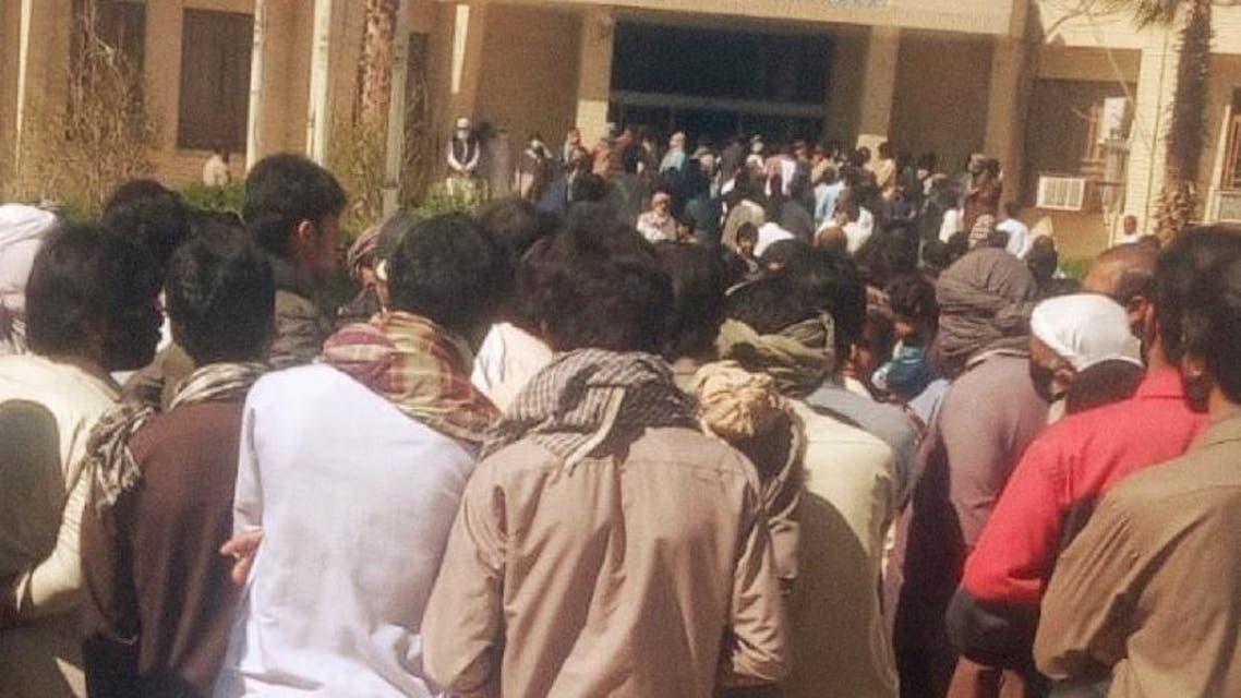 ادامه اعتراضات در بلوچستان ایران؛ قطعی اینترنت ادامه دارد