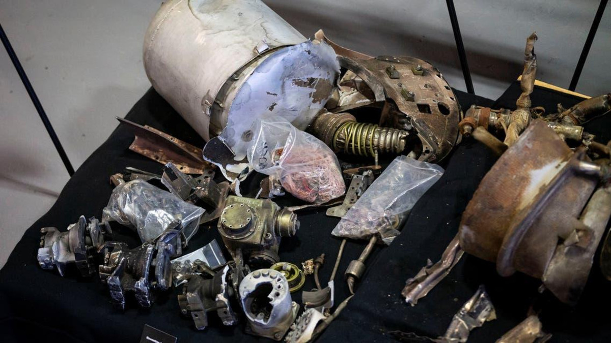 Houthis weapons