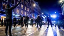 Police arrest eight in anti-lockdown protest in Denmark