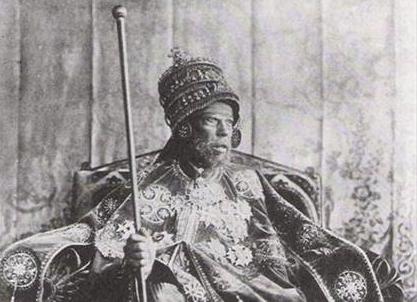 الملك منليك