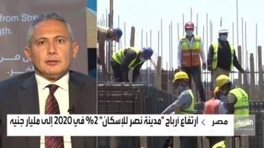 مدينة نصر للإسكان للعربية: نتوقع تسارع وتيرة الربحية في 2021
