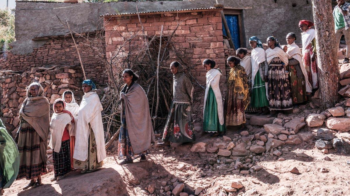 القوات الإريترية تعيق المساعدات الغذائية وتنهبها في تيغراي