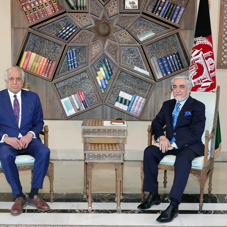 Afghan peace envoy Abdullah fears US pullout will embolden Taliban