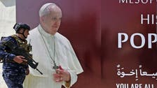 Five injured in Baghdad protest ahead of Pope visit to Iraq