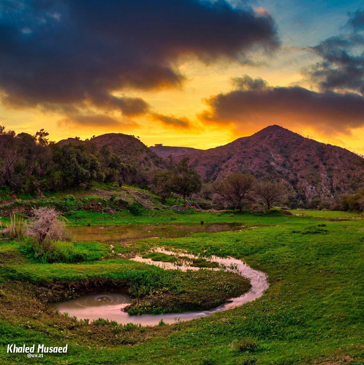 KSA: Green Mountains