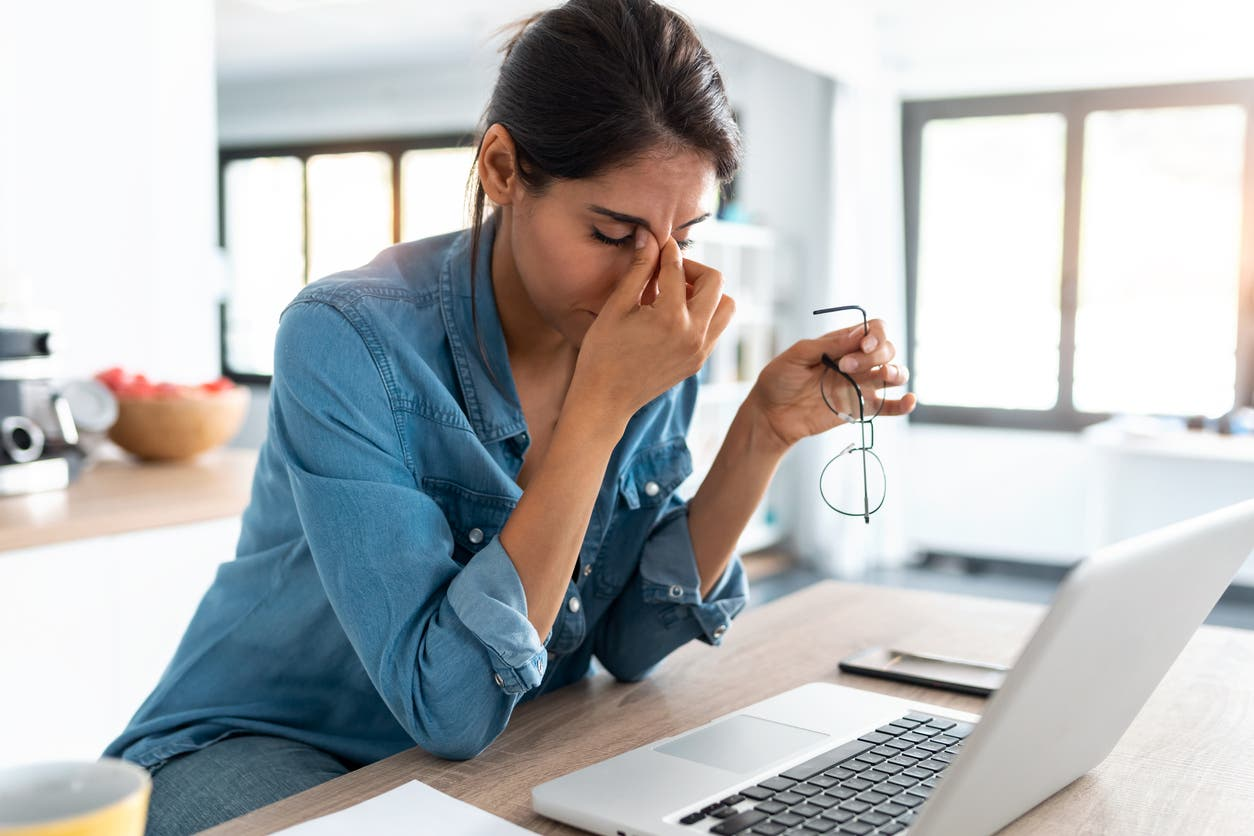 العمل عبر التطبيقات يجهد الصحة العقلية