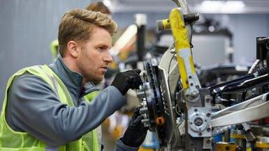 إنتاج المصانع البريطانية ينمو في فبراير بأبطأ وتيرة منذ مايو