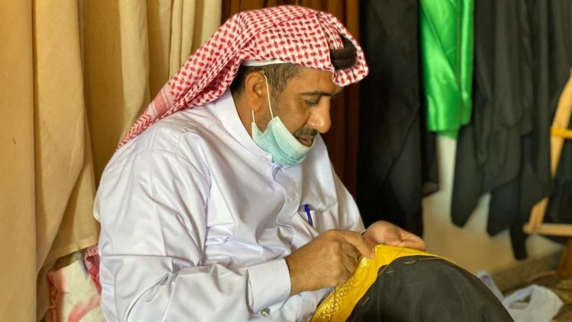 """The story of the most expensive 'Saudi male Dress"""" in the world, narrated by a Saudi carpenter"""